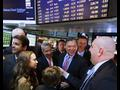 News video: Wall Street Ends Flat, Slightly Down on Week
